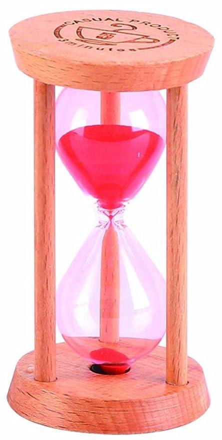 Sandglass Timer Reloj de arena 5 minutos reloj de arena reloj de arena
