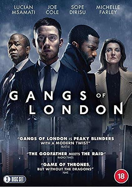 Amazon Com Gangs Of London Dvd Movies Tv