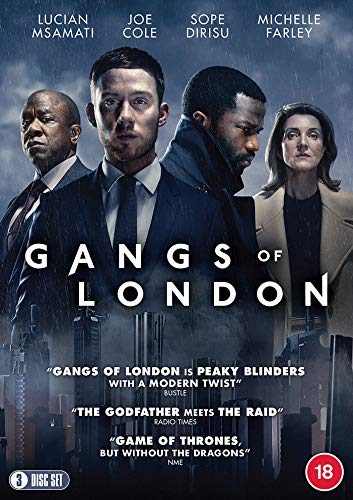 Amazon Com Gangs Of London Dvd Movies Tv
