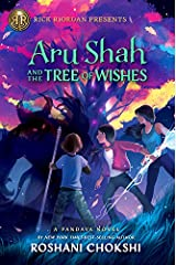 Aru Shah and the Tree of Wishes (A Pandava Novel Book 3) (Pandava Series (3)) Hardcover