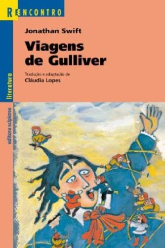 Viagens de Gulliver - Coleção Reencontro