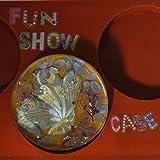 Funshowcase 3-Cavity Large Round Disc Candy Silicone Mold