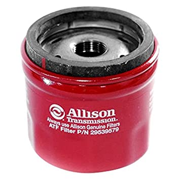 Amazon allison external spin on filter 29539579 automotive allison external spin on filter 29539579 fandeluxe Image collections