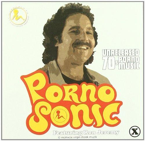 PornoSonic by PornoSonic & Ron Jeremy (2004-03-09)