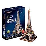 Cubic Fun Eiffel Tower, 85 pieces