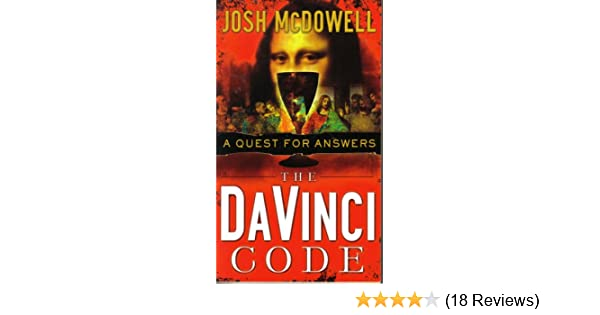 Examples Of Thesis Statements For Expository Essays The Davinci Code A Quest For Answers Josh Mcdowell   Amazoncom Books How To Write A Thesis Paragraph For An Essay also Computer Science Essay The Davinci Code A Quest For Answers Josh Mcdowell   Best Business Plan Writers