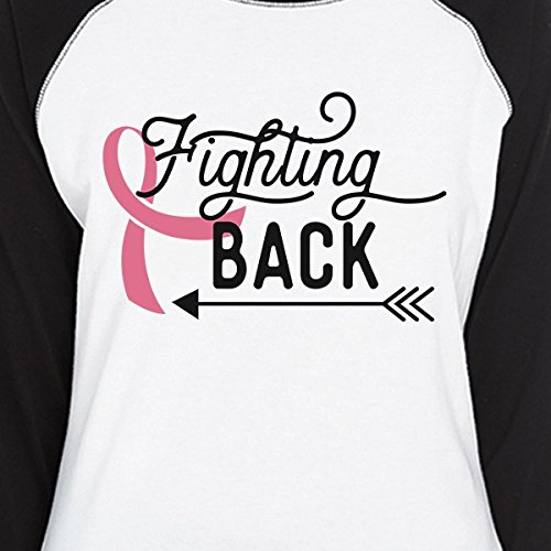 Femme T Back Printing Taille Unique 365 Fighting shirt Arrow Courtes Manches FXp55xqw