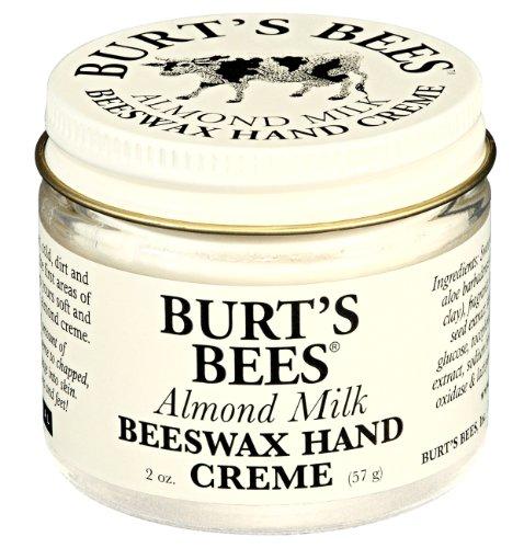 Пчелы Берта Миндальное молоко Воск для рук Крема, 2 унции (Pack из 2)