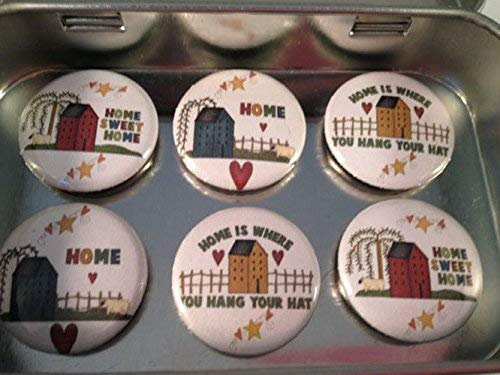 Home Magnet Set