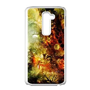 Artistic aesthetic design fashion phone case for LG G2