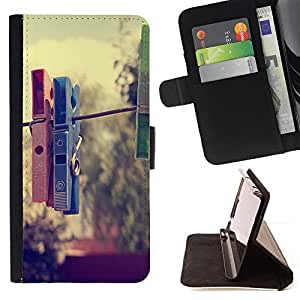 Jordan Colourful Shop - Clothespin Hipster For Apple Iphone 6 PLUS 5.5 - Leather Case Absorci???¡¯???€????€?????????&Atild
