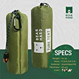 Bearhard Emergency Tube Tent Lightweight Compact