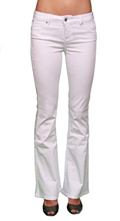 b546dd3d Celebrity Pink Womens Distressed Fashion Blue Jeans | Plus Size | White  Middle Rise Skinny Jeans