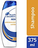 Head & Shoulders Prevención Caída para Hombres Shampoo Control Caspa 375ml