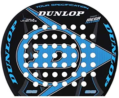 Dunlop Lion Pala de pádel, Unisex Adulto, Multicolor, 38 mm ...