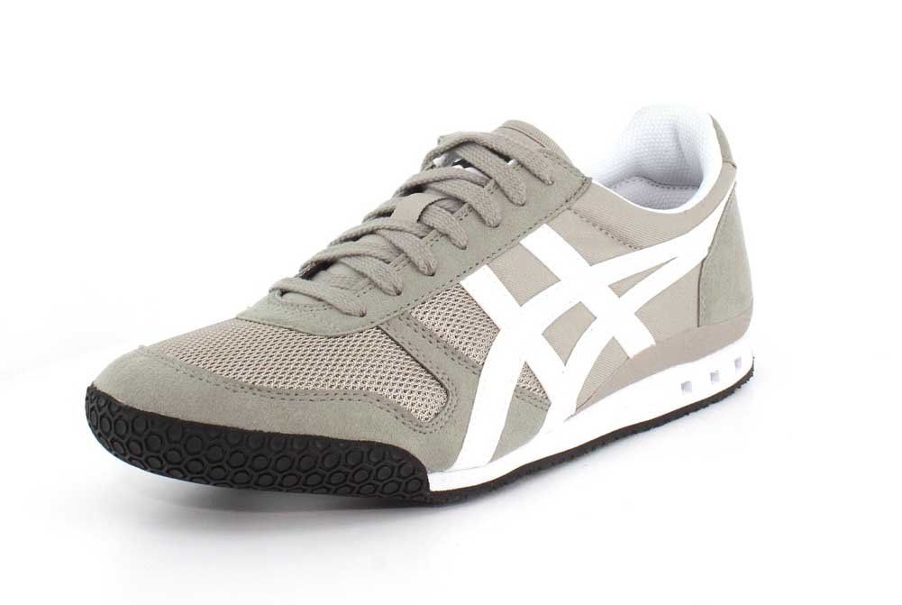 Onitsuka Tiger Asics Unisex Ultimate 81 Moonrock/White 11 M US product image