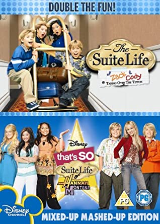 amazon com that s so suite life of hannah montana the suite life of