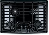 "Best 30 Gas Cooktops - Electrolux EW30GC55GB 30"" Gas Cooktop with Min-2-Max® Burner Review"