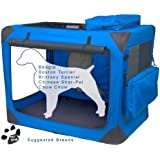 Pet Gear Generation II Deluxe Portable Soft Crate