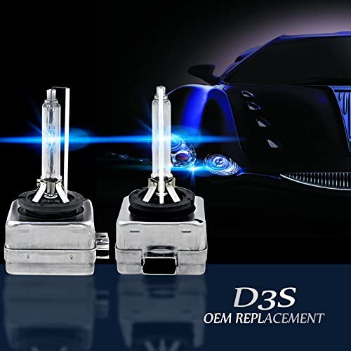 35W/Xenon/HID/Headlight/Replacement/Bulbs,/Dinghang High/And/Low/Beam/Hid/Headlights/ D3S, 6000K 6000K D3S 2pcs