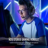 NUBWO N20 Stereo Gaming Headset with Detachable