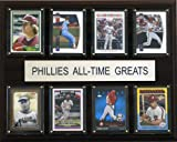 MLB Philadelphia Phillies All-Time Greats Plaque