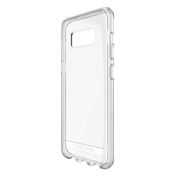huge discount b1bbe b8321 Tech21 Impact Clear Case for Samsung Galaxy S8 Plus New in OEM packaging …