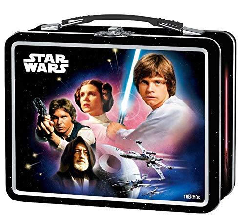 Star Wars Classic Metal Lunch Box