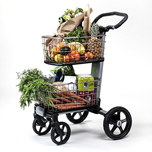 Scout Cart: Your Personal Shopping Cart
