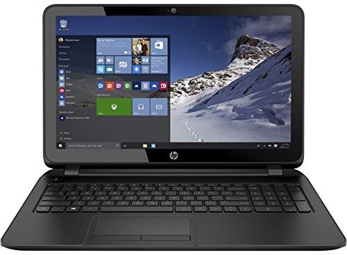 "HP 15-f305dx 15.6"" Laptop AMD A6-Series 4GB Memory 500GB Hard Drive Black"
