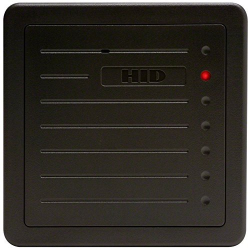 Hid Proxpro Reader - HID GLOBAL 5355AGK00 - PROXPRO PROX READER WIEGAND GRAY/KEYPAD W/ TERMINAL STRIP