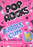 Pop Rocks Bubble Gum-12 packs