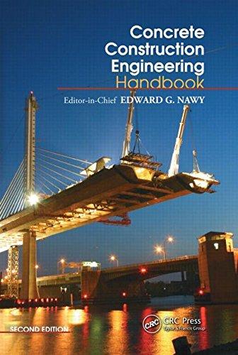 Concrete Construction Engineering Handbook by CRC Press
