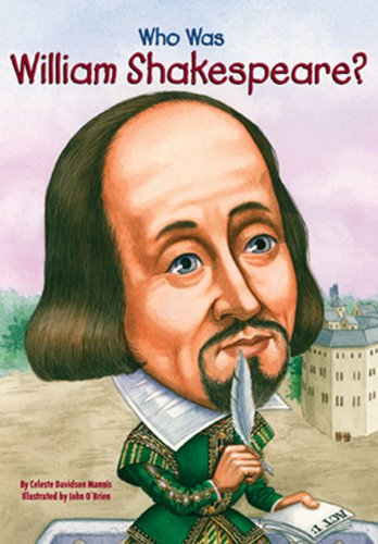 Who Was William Shakespeare? (Turtleback School & Library Binding Edition)