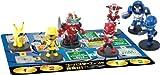 Tokumei Sentai Go-Busters figure piece collection team dash ! Set