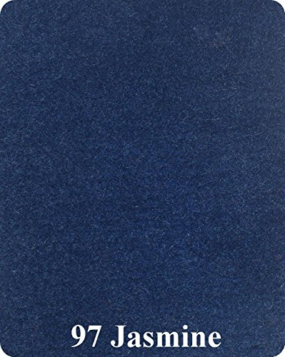 Colour Carpet - 16 Oz Cutpile Boat Carpet - 6' Wide / 12 Colors (Royal Blue, 6x16)