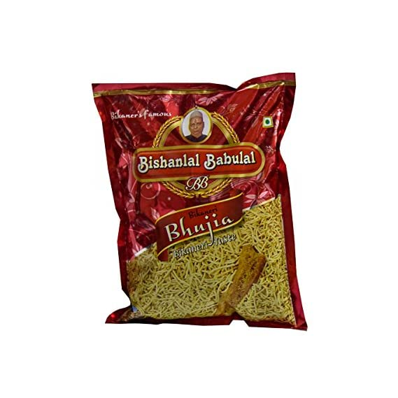 Bishanlal Babulal Barik Bhujiya 400 Grams