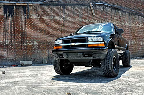 Amazoncom Rough Country 6 Lift Kit Fits 1994 2003 Chevy S10 S