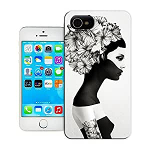 Unique Phone Case The girl creative collage art Marianna Hard Cover for 4.7 inches iPhone 6 cases-buythecase by icecream design