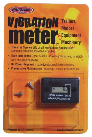 Hardline Products HR-8065 Vibration Hour (Hardline Products Black Letter)