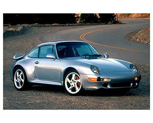 1997 Porsche 911 993 Turbo Automobile Photo Poster from AutoLit