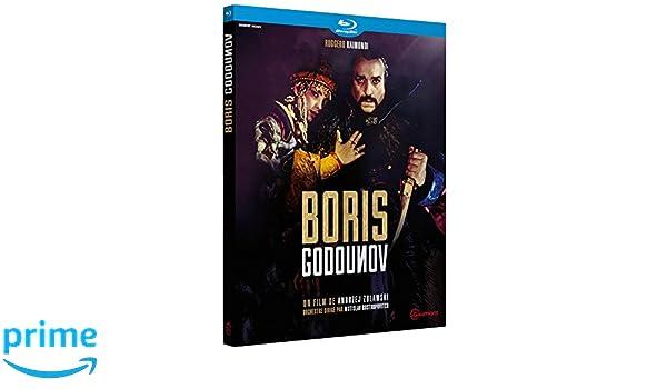 Amazon.com: Boris Godounov [ Blu-Ray, Reg.A/B/C Import - France ]: Ruggero Raimondi, Kenneth Riegel, Pavel Slabý, Wyatscheslaw Polozov, Bernard Lefort, ...