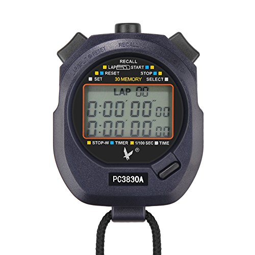 Flexzion Chronograph Stopwatch Countdown Activities
