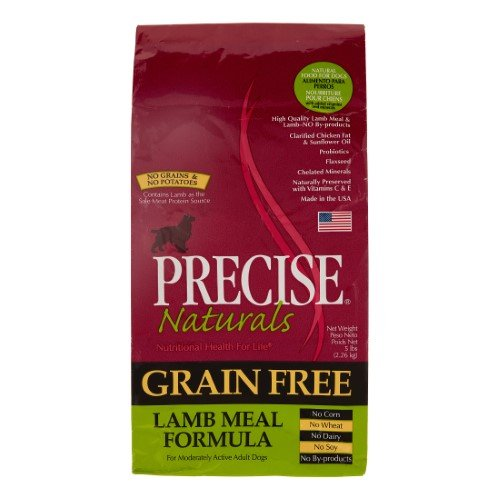 Precise Canine Lamb Pet Food