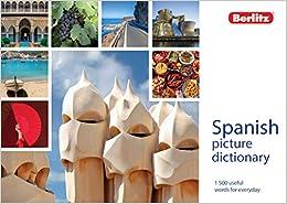 Berlitz Picture Dictionary Spanish (Berlitz Picture Dictionaries)