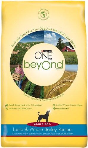 Purina One Beyond Dog Lamb Barley, 3.50-Pounds, My Pet Supplies