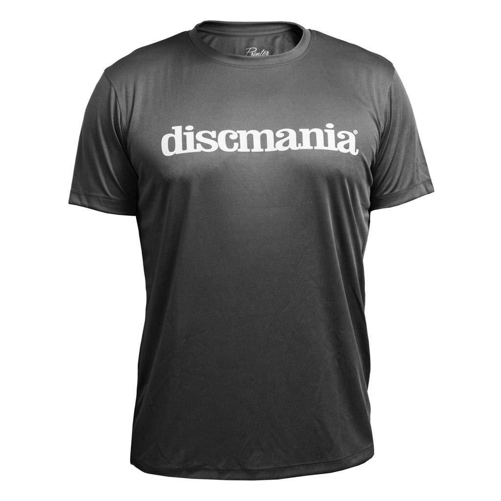 【売り切り御免!】 Discmania グレー アクティブ半袖パフォーマンスディスクゴルフTシャツ Medium Medium B07J3ZRTMV グレー B07J3ZRTMV, O.L.D. オーエルディー:b88852ad --- arianechie.dominiotemporario.com