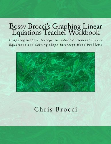 Counting Number worksheets graphing coordinates pictures worksheets : Amazon.com: Bossy Brocci's Graphing Linear Equations Teacher ...