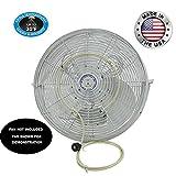 Outdoor fan Mist Kit - Low Pressure