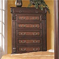 Coaster Home Furnishings 202205 Traditional Chest, Cherry